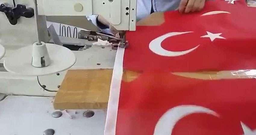 Bayrak Üretimi