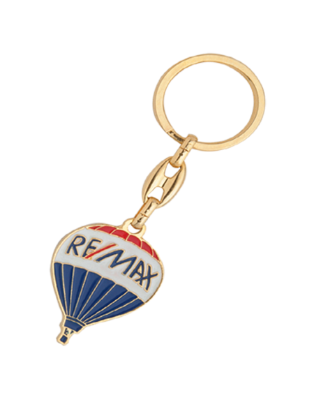 Remax BaLon Model Gold Anahtarlık - PA 06