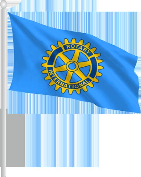 Özel Logolu Yatay Direk Bayrağı - YDB05